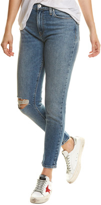 Hudson Bettie Upswing High-Rise Taper Leg Jean
