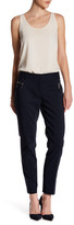 Chaus Dena Zipper Pocket Pant