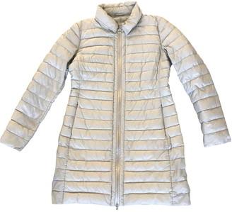 ADD Ecru Coat for Women