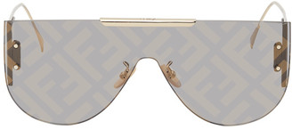 Fendi Grey Forever Fabulous 2.0 Sunglasses