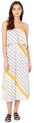 O'Neill Koia Dress (Bright White) Women's Dress