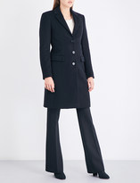 Burberry Sidlesham single-breasted wool and cashmere-blend coat
