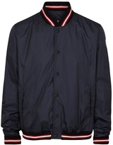 Moncler Dubost Navy Shell Jacket