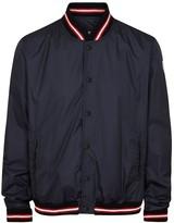 Moncler Navy Shell Jacket