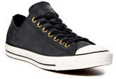 Converse Chuck Taylor(R) Genuine Leather Ox Low Top Sneaker (Unisex)