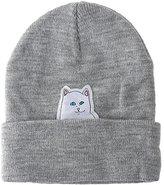 Surker Women's Knitting Cat Animal Beanie Hat Winter Hat