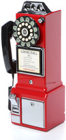 Crosley 1950's Classic Red Pay Phone