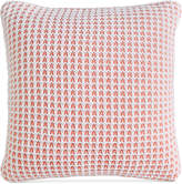 """Charter Club LAST ACT! Damask Designs Knit 20"""" Square Decorative Pillow, Created for Macy's"""