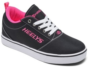 Heelys Girls Pro 20 Wheeled Skate Casual Sneakers from Finish Line