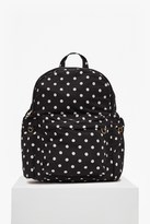 French Connection Tara Polka Dot Nylon Backpack
