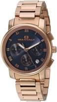 Oceanaut Women's OC0635 Casual Riviera Watch, Blue