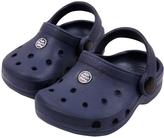 JoJo Maman Bébé Summer Clogs Sandal - Dark Blue/Navy, Size 29-30