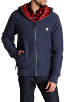 Bench Knit Zip Hooded Jacket