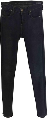 Citizens of Humanity Blue Cotton - elasthane Jeans for Women