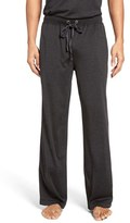 Daniel Buchler Men's Silk & Cotton Lounge Pants