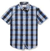 Original Penguin P55 Jaspe Plaid Shirt