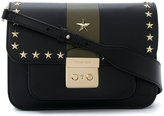 MICHAEL Michael Kors star stud detailed shoulder bag