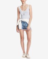 Denim & Supply Ralph Lauren Striped Bodysuit