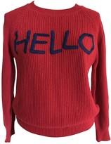 Vicolo Red Wool Knitwear for Women