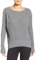 UGG 'Sophia' Knit Cotton Pullover