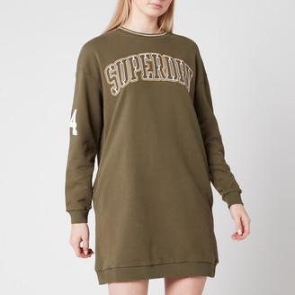 Superdry Women's Coded Sweat Dress