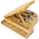 Picnic Time Piano Cheeseboard with Tools