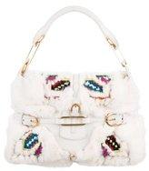 Jimmy Choo Fur Tulita Bag