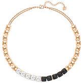 Swarovski Glance Crystal Collar Necklace
