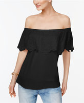 INC International Concepts Off-The-Shoulder Top, Created for Macy's