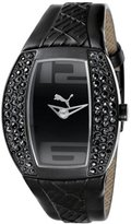 Puma Women's PU101172001 Active Collection Vitality Jeweled Watch