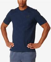 adidas Men's Checked T-Shirt