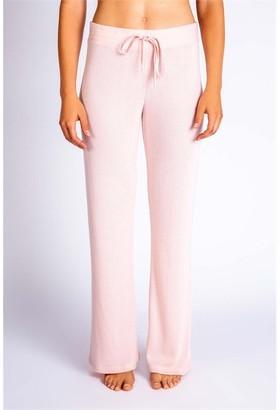 PJ Salvage Thermal Basics Solid Pant Blush Medium