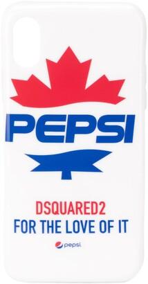 DSQUARED2 x Pepsi iPhone X cover