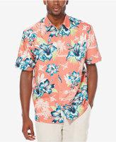 Cubavera Men's 100% Floral-Print Shirt