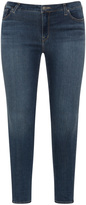 Silver Jeans Plus Size Washed out effect stretch denim