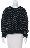 Jil Sander Cashmere Patterned Sweater