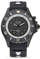 Herschel Kyboe! Power Black Energy Analog Watch