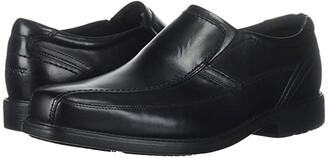 Rockport Style Leader 2 Bike Slip-On (Black) Men's Shoes