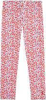 Joules Girls Heart Print Leggings
