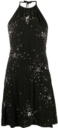 Rixo Sequin Stars Mini Dress