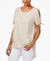 Rachel Roy High-Low Cold-Shoulder Top, Only at Macy's