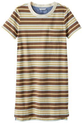 L.L. Bean Women's Signature Knit T-Shirt Dress