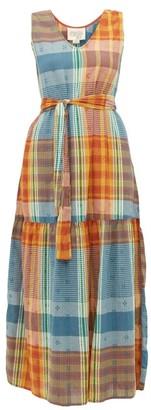 Ace&Jig Julien Carousel-weave Cotton-blend Dress - Womens - Multi