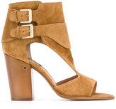 Laurence Dacade block heel sandals - women - Leather - 36