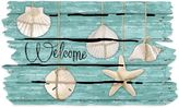 Bed Bath & Beyond Masterpiece 18-Inch x 30-Inch Seashell Door Mat