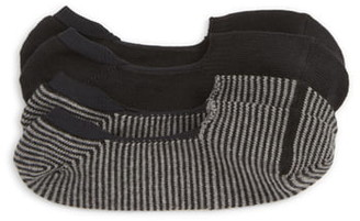 Nordstrom 2-Pack Loafer Liner Socks
