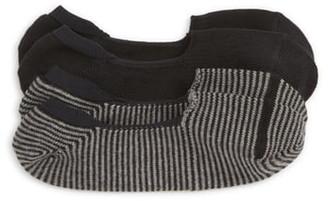 Nordstrom 2-Pack Loafer Liner Socks