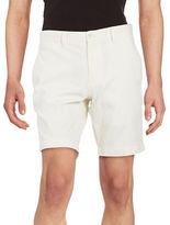Black Brown 1826 Bedford Corduroy Shorts