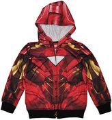 Marvel Boys' Iron Man Fleece Hoodie