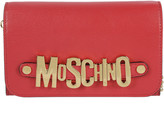 Moschino Leather Logo Wallet